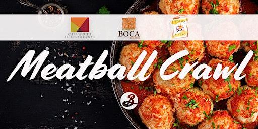 Saratoga Meatball Crawl: presented by DZ Restaurants & Brooklyn Brewery
