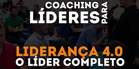 LIDERANÇA 4.0 - COACHING PARA LIDERES - 10a EDIÇÃO ingressos