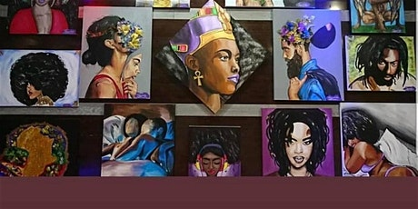 BLSA Paint Night with @trayarts tickets