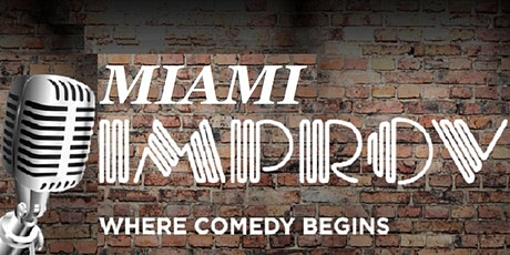 Limited FREE tickets to the Miami Improv Wednesday tickets