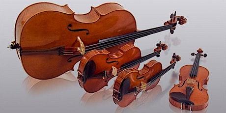 VIDA String Quartet tickets