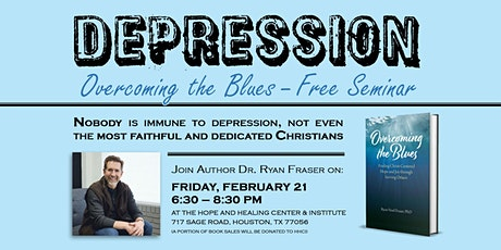 Depression: Overcoming the Blues tickets