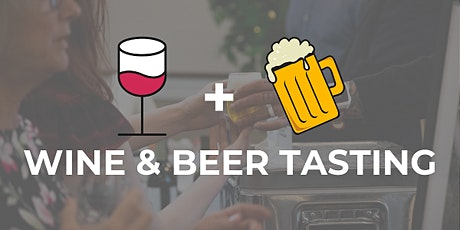Free Wine & Beer Tasting tickets
