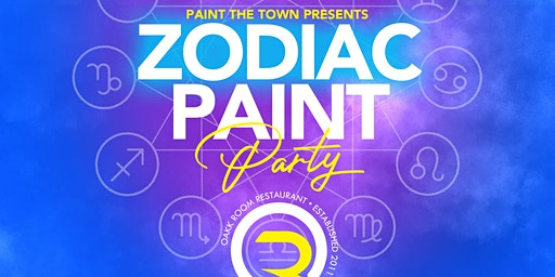 Open Class: Paint the Town at The Oakkroom