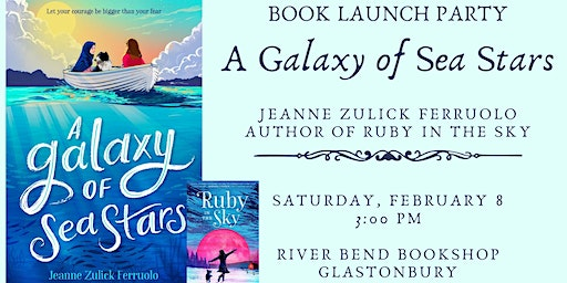 Tween Book Launch with Author Jeanne Zulick Ferruolo