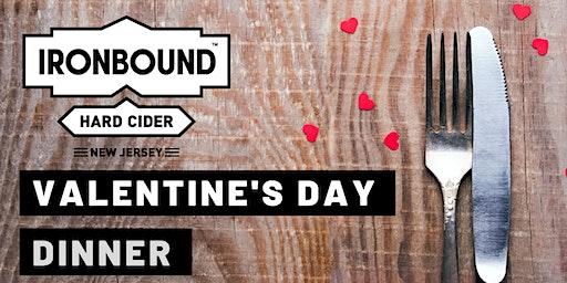 Valentine's Day Dinner at Ironbound Farm