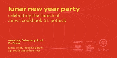 amwa lunar new year party tickets