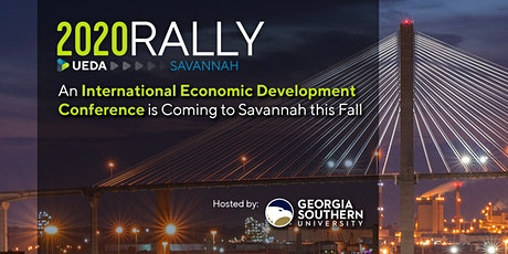 Rally for UEDA Summit 2020 in Savannah (Coming Fall 2020) tickets