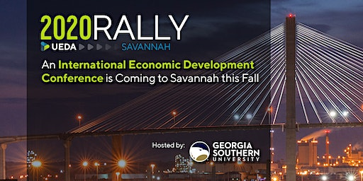 Rally for UEDA Summit 2020 in Savannah (Coming Fall 2020)