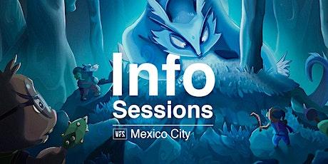 Info Session Vancouver Film School boletos