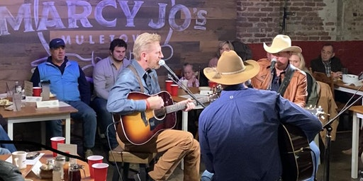 Marcy Jo's Muletown     Presents      Muletown In The Round