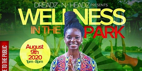 Wellness in the Park 2020 tickets