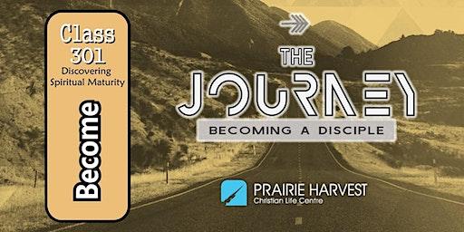 Discipleship Journey Class 301