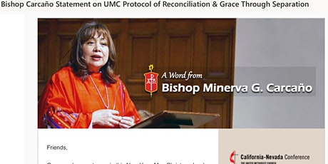FAM MEETING AND CONVERSATION WITH BISHOP MINERVA CARCAÑO tickets