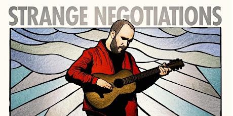 Strange Negotiations film by Brandon Vedder Screening and Q&A tickets