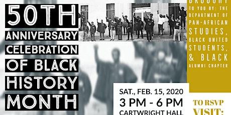 Still Involved 50 Years Later: Celebrating Black History at KSU tickets