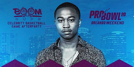 Pro Bowl Weekend Boom Cups Bball Game after party with Shiggy + Friends tickets