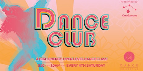Dance Club with tbd. dance collective tickets