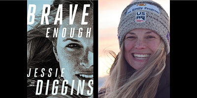 Book Launch for Brave Enough with Jessie Diggins, Olympic gold medalist and hometown hero