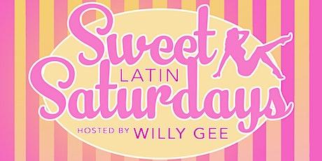 Sweet Saturdays tickets