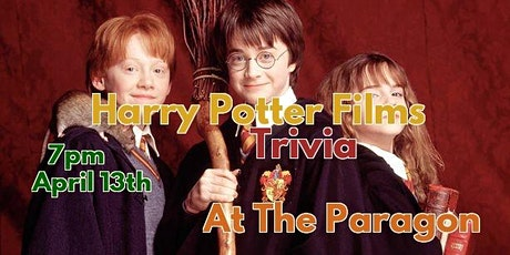Harry Potter Films Trivia tickets