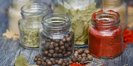 Cooking with Herbs tickets