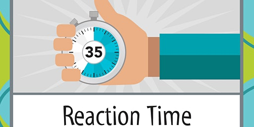"IHMC Science Saturday ""Reaction Time""  @ 9 AM - Grades 3 and 4 only"