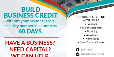 Business Credit without PG tickets