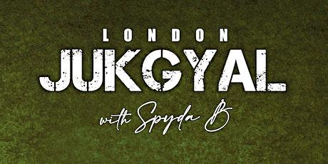 JukGyal in London! tickets