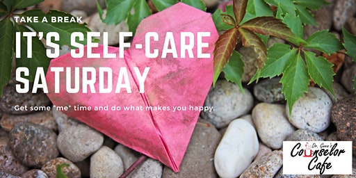 Dr. Gwen's Self-Care Saturday