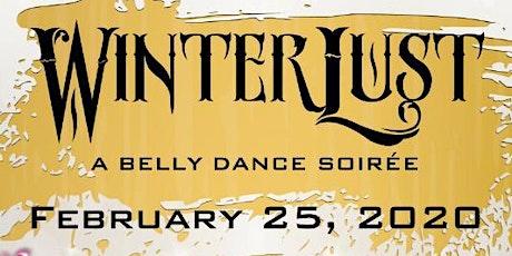 WinterLust: A Belly Dance Soirée tickets