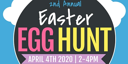 Denison Parks & Rec 2nd Annual Easter Egg Hunt