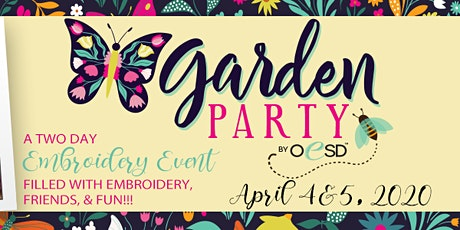 OESD Garden Party tickets