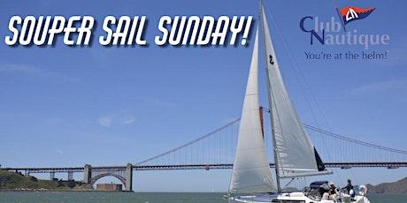 Souper Sail Sunday - Sausalito tickets