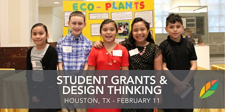 EcoRise: Student Grants and Design Thinking: Houston tickets