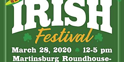 Martinsburg Roundhouses Irish Festival