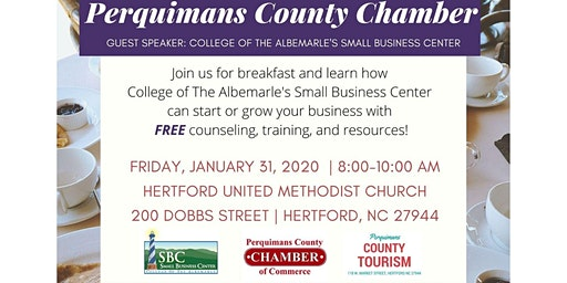 Breakfast with the Chamber