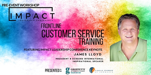 Impact Pre-Conference Workshop: Frontline Customer Service Training