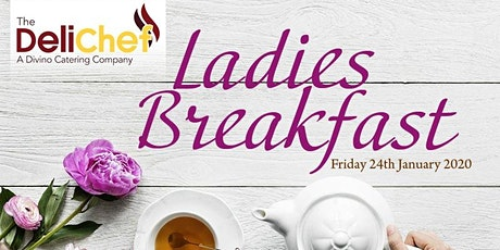 Ladies Breakfast tickets