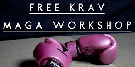 FREE Krav Maga Self Defence Workshop Warrington tickets