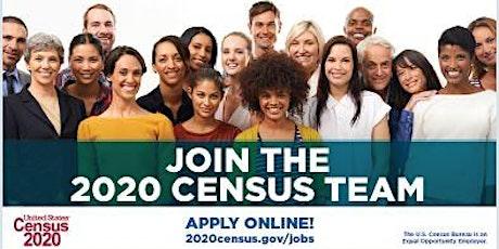 US Census Bureau Jobs Workshop tickets