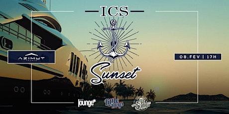ICS Sunset ingressos