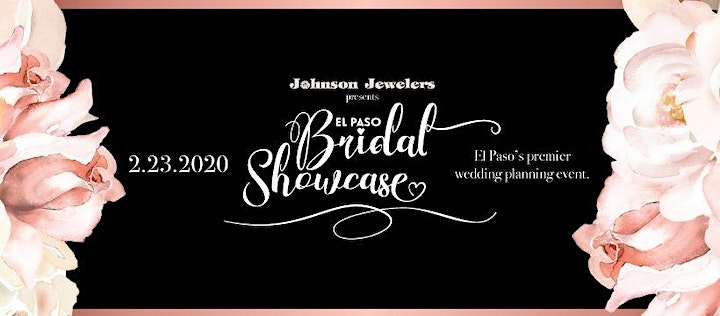 El Paso Bridal Showcase VIP Tickets image