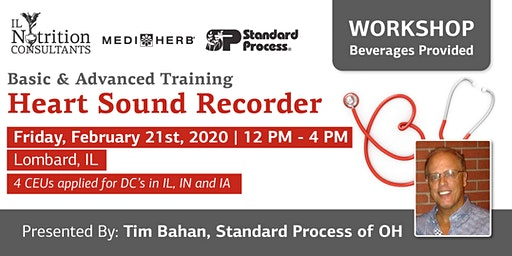 The Heart Sound Recorder Presented by Tim Bahan