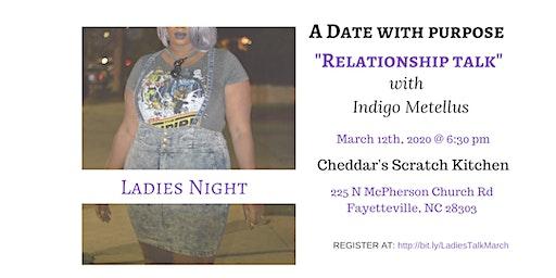 Date with Purpose- Ladies Night