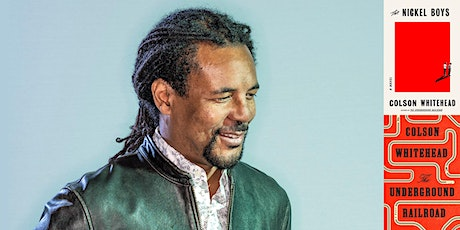An Evening with Colson Whitehead tickets