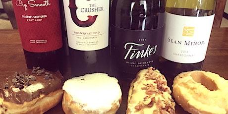Wine & Donut Tasting tickets