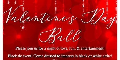 Valentine's Day Ball tickets