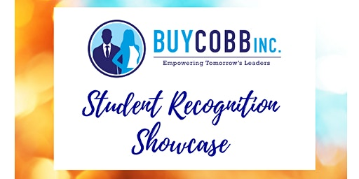 BUY-Cobb Student Recognition Showcase