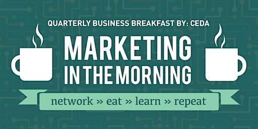 CEDA Marketing in the Morning